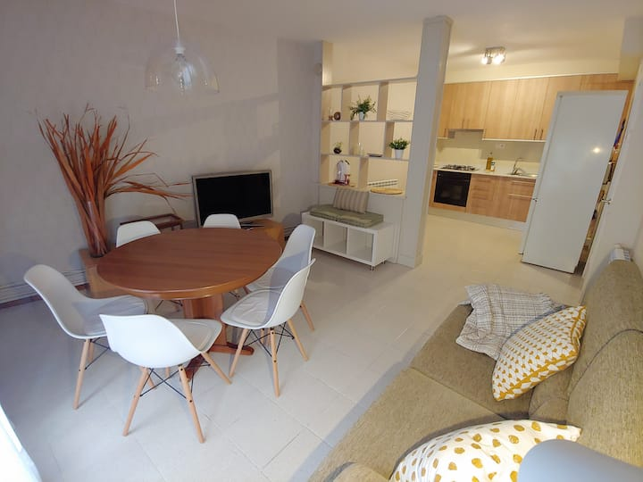 Lo Peressall Blanc- Apartament a Tremp