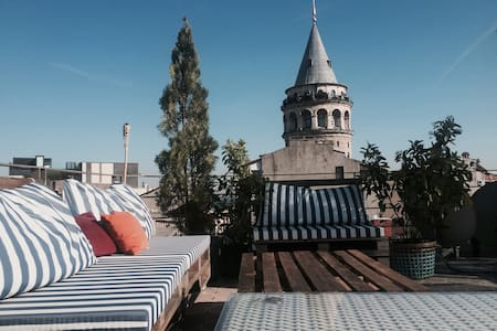 Perfect Location next to Galata Tower 3 - Beyoğlu