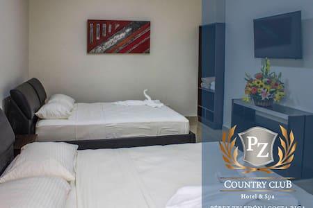 PZ Country Club Hotel & Spa**** - San Isidro de El General - Bed & Breakfast
