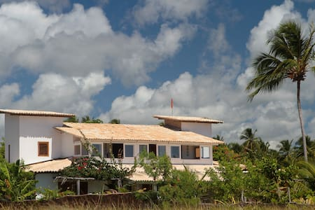 Pousada Villa Tatuamunha beira mar - Tatuamunha