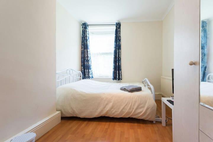 Bright Spacious Bedroom (Zone 1) Central London - Londres - Apartamento