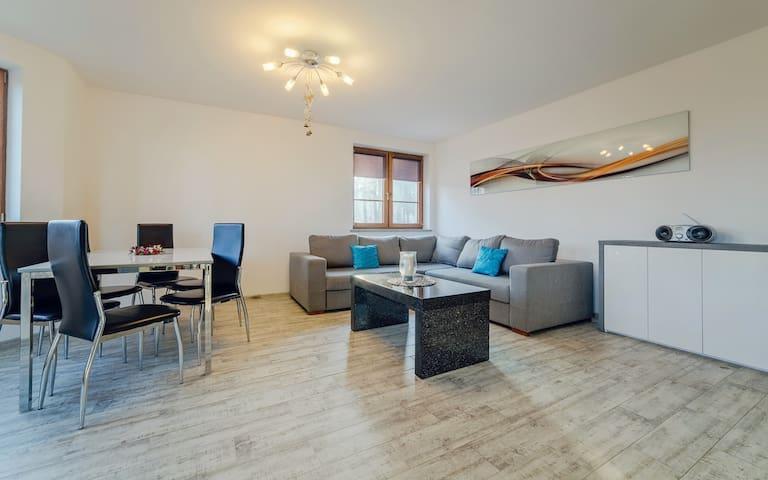 Leśny Dom 18 A Apartament 16 Deluxe dla 4 osób