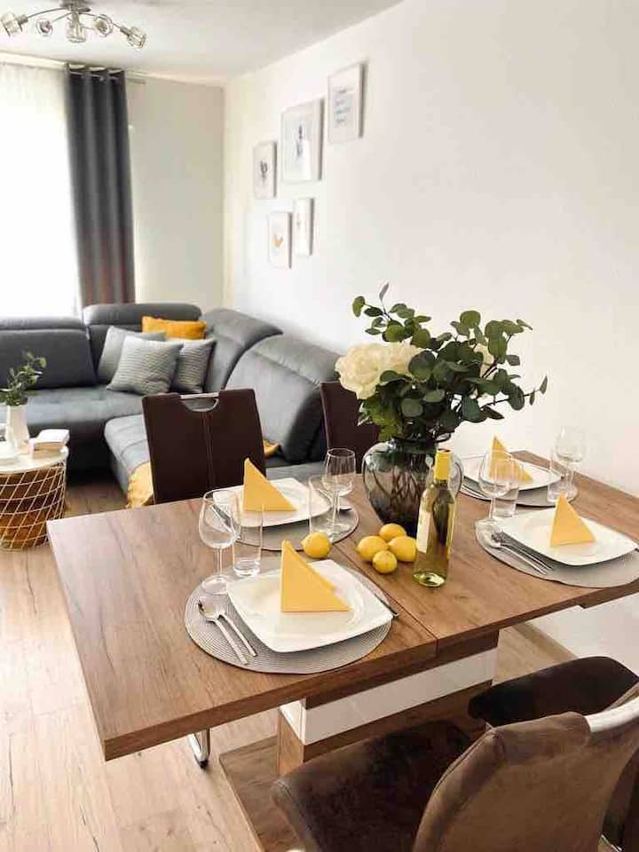 Stylish apartment close to the centre of Dornbirn