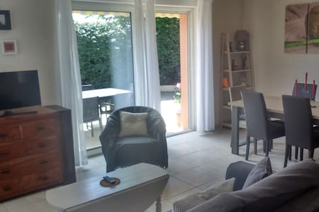 charmant appartement de 72 m2 avec jardinet - Saint-Vincent-de-Tyrosse