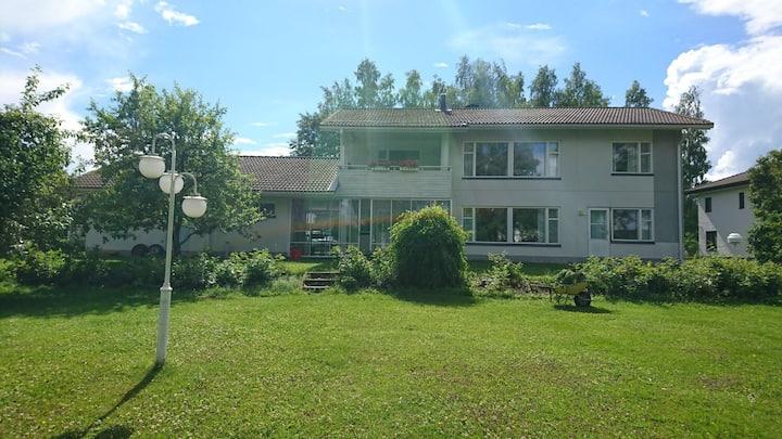 House at Lake Saimaa