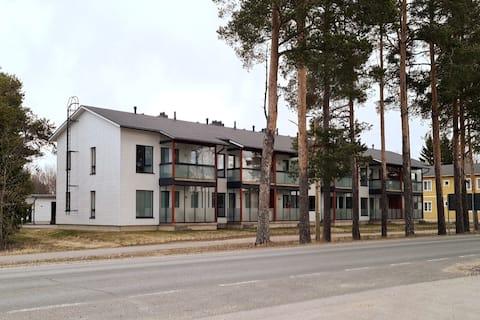 Huoneisto Tyrnävän keskustassa