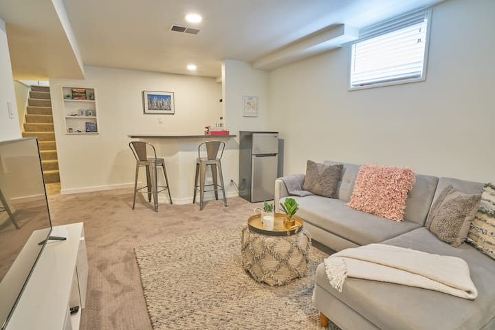 Fully Renovated Gem near Downtown
