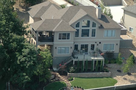 Luxury Home with amazing view - Lake Ozark - Hus