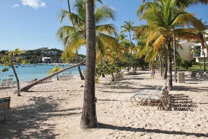 GREAT One Bedroom Condo, East End, Cowpet Bay