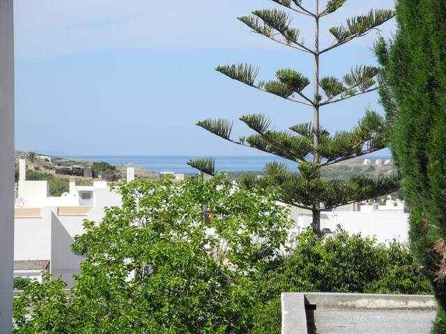 Naxos house for 4 guests in Galini, Amitis beach