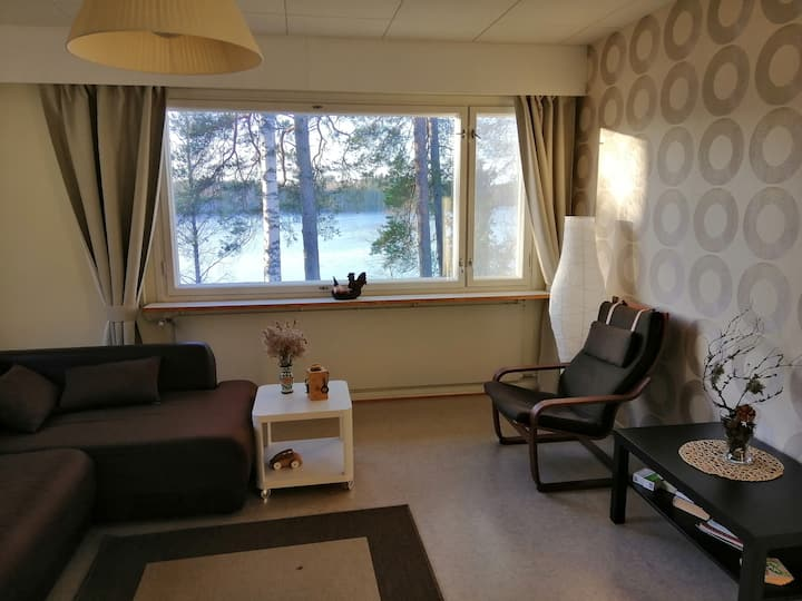 Rivitalo by Saimaa, 2 bedrooms