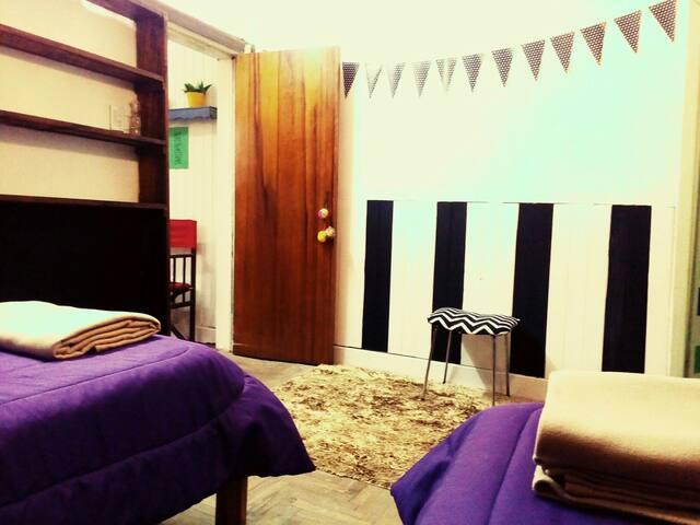 Departamento con excelente ubicación en el centro - Mar del Plata - Apartamento