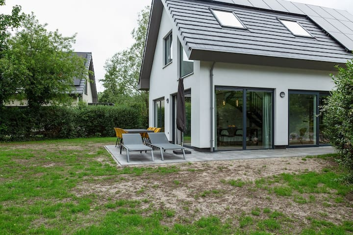 Spacious Holiday Home in Texel with Terrace