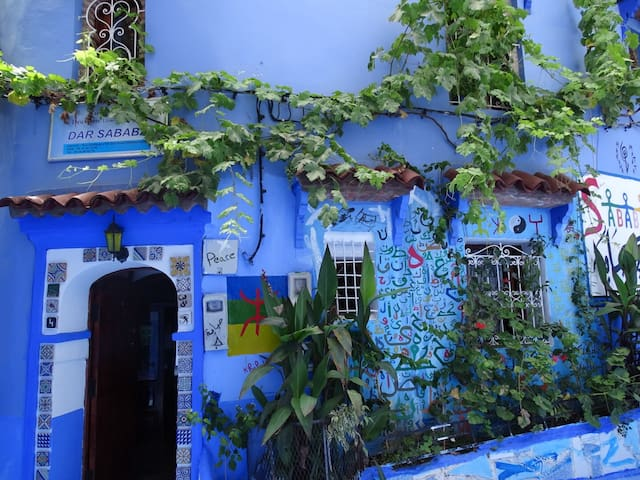 A nice Hause in chefchaouen