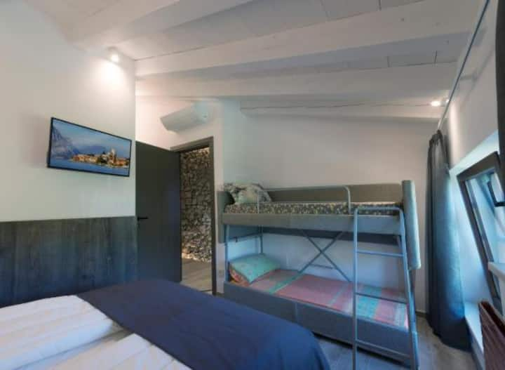B&B BURE ALTO Room and Breakfast with 4 beds