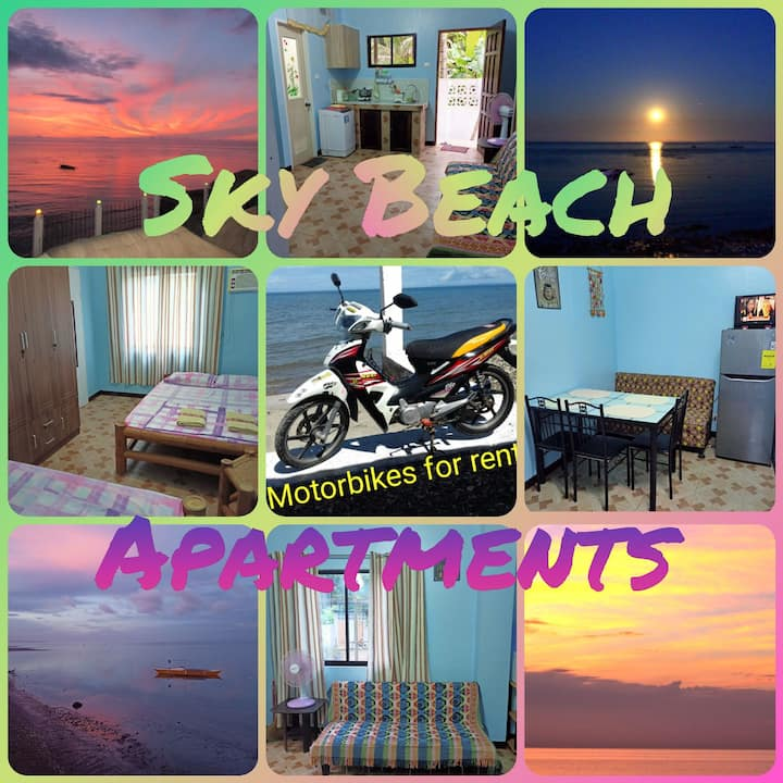 Sky Beach family Apartments
