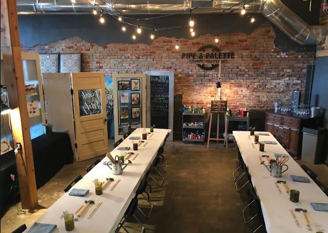 Workshop Or Gallery space