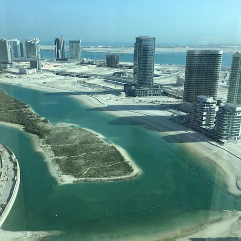 XLarge Sea View Room - 5* Facilities - Reem Island - Abu Dhabi - Appartement