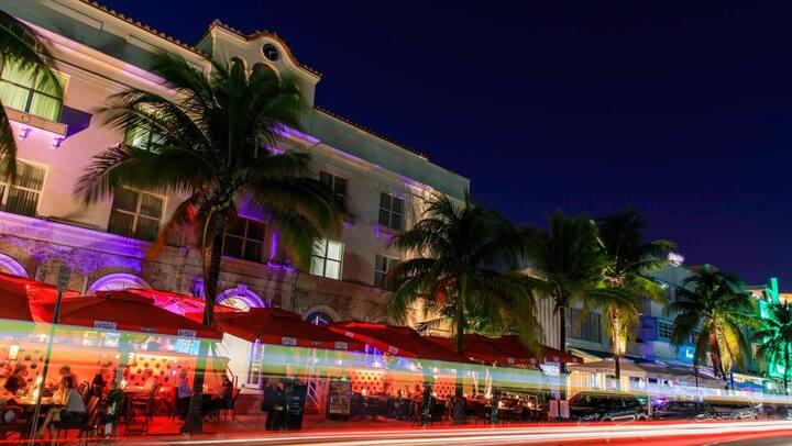 Marriott Pulse South Beach in December