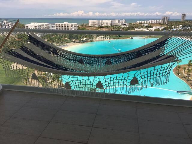 Alquilo Apt en playa blanca - Río Hato - Apartment