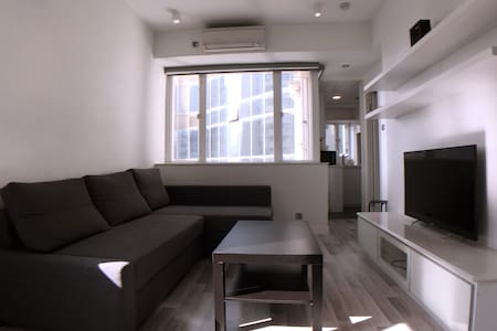 2 Mins from CWB MTR, Modern 2Bd Scandinavian Home - Hong Kong - Apartment