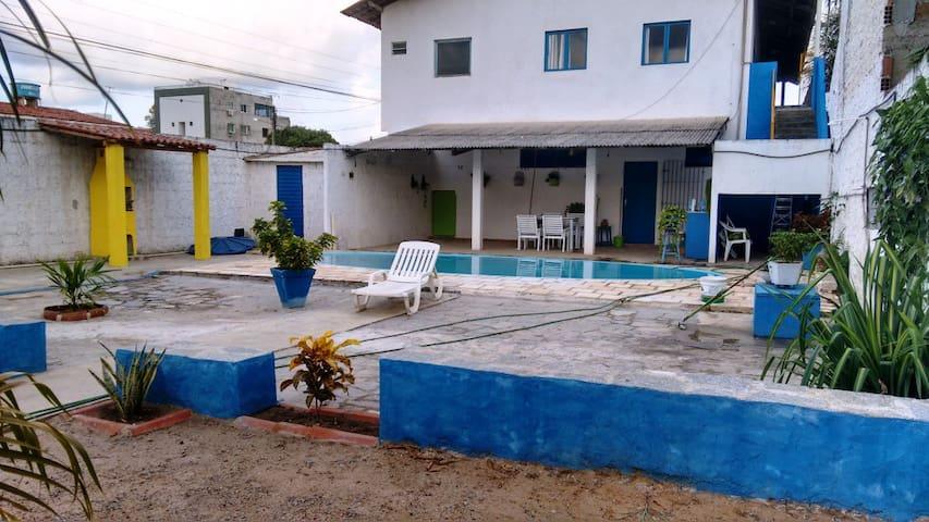Casa em Jacumã p/ fins de sem, férias e feriados. - Jacumã - House