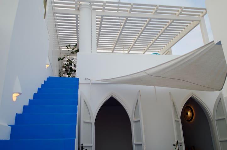 Belle maison  au coeur medina avec vue sur océan - Asilah - Casa