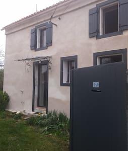 Maison de charme aux portes du Marais Poitevin - Mouzeuil-Saint-Martin - Ház