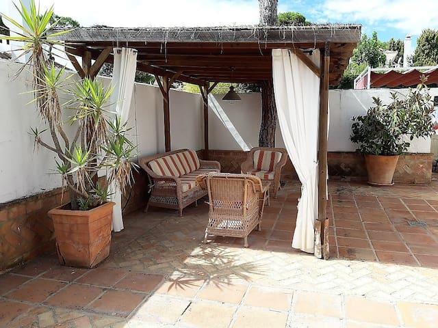 Villa tipo Cortijo