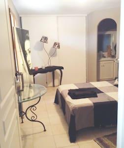 Chambre cosy au centre de Porto vecchio - Porto-Vecchio - Wohnung