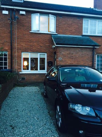 Double room, minutes from Dublin City Centre - Kimmage - Casa