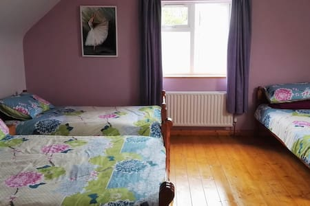Spacious ensuite bedroom(s) Castlebaldwin - Sligo