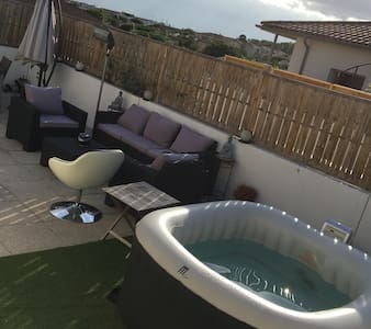 Superbe appart avec terrasse  !!! - Toulouse - Appartement