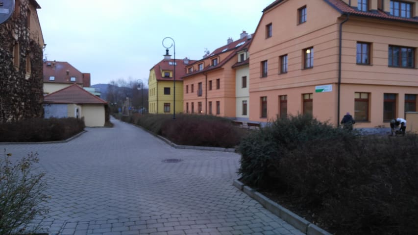 Objevte krásy Berouna a okolí včetně Prahy - Beroun - Apartamento