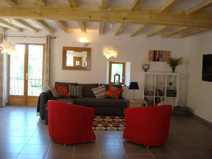 A charming home in Camon, near Mirepoix
