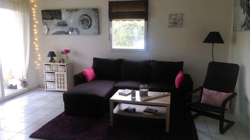 jolie chambre douillette - Saint-Paul-lès-Dax - Lejlighed