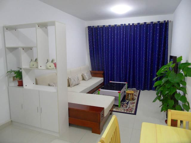 FAMILY SUITE,bus station, metro ststion - Foshan - Bungalo