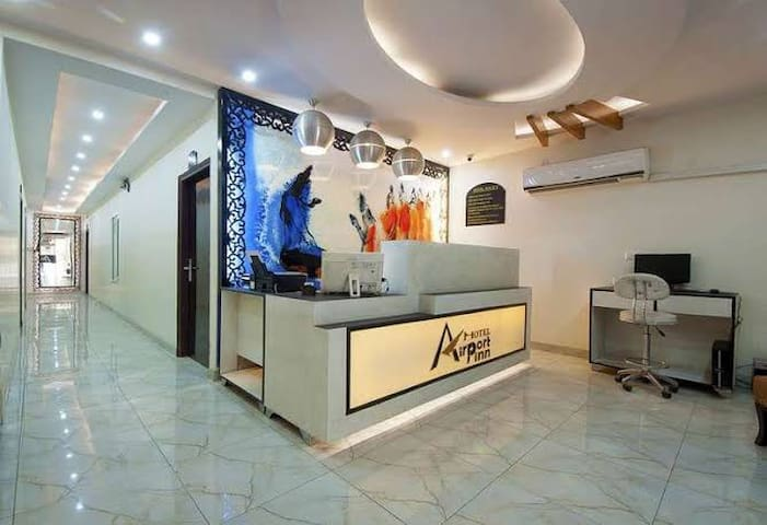Hotel AirportInn  (Make your stay memorable)