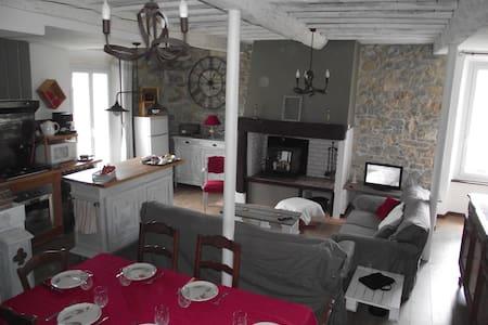 """Chez Jeanine """"au cœur des Châteaux Cathares"""" - Villeneuve-les-Corbières"""