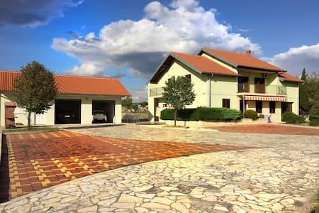 Oasis of peace - Lisičić - Villa