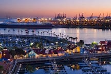 We are happy to help you plan your itinerary for your stay.  Welcome to Long Beach!