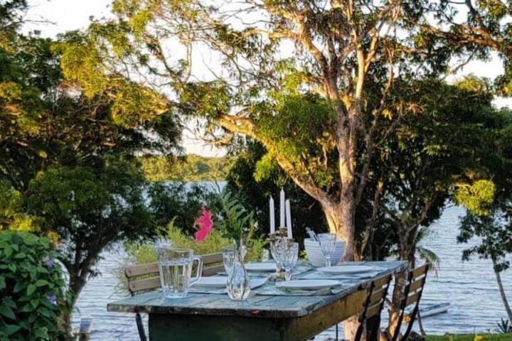 Casa do Mangue- Jaguaripe - Recôncavo