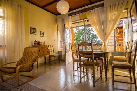 Peaceful Kigali Haven - House 2