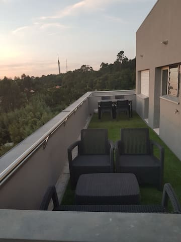 Appartement complet de luxe