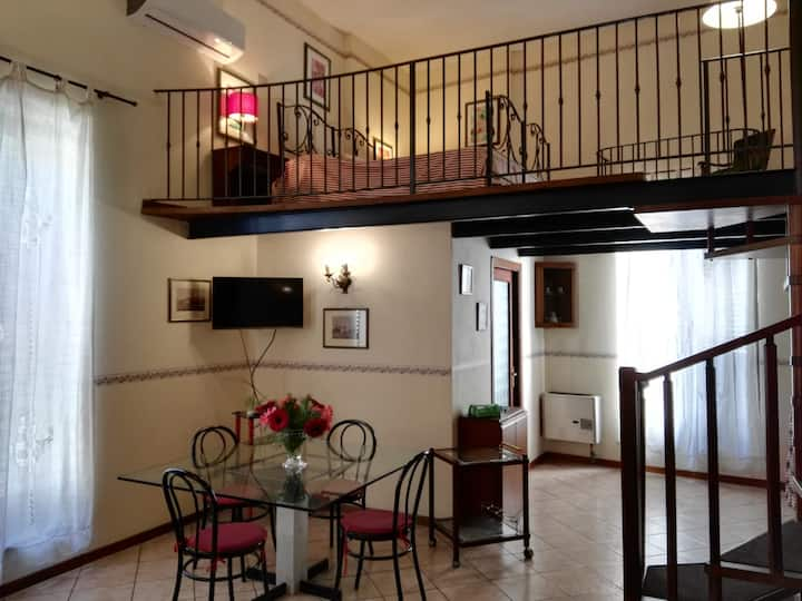 Refined Apartment in Palermo Centre (Apt. 23)