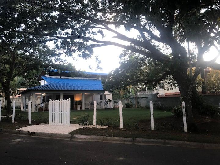 """Ecolodge """"beach house"""""""