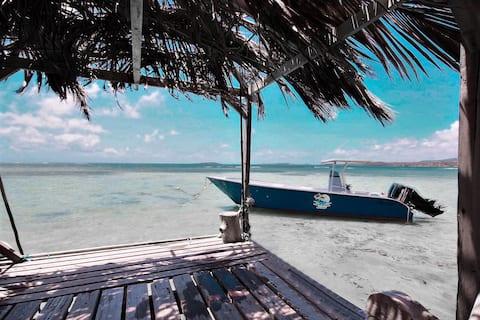 Séjour authentique & reposant, vue & accès mer