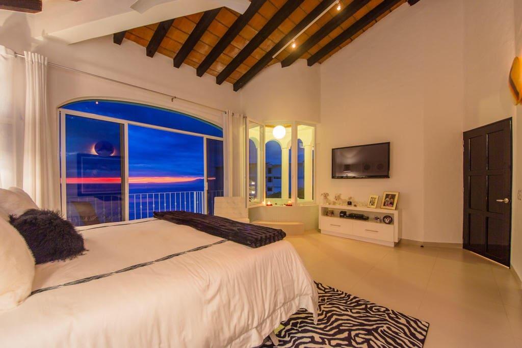 Primary master bedroom