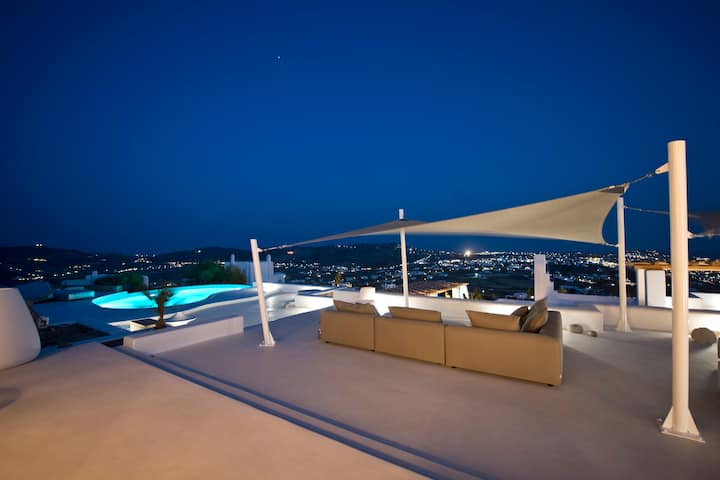 2 Bbr Residence with private pool Tourlos, Mykonos