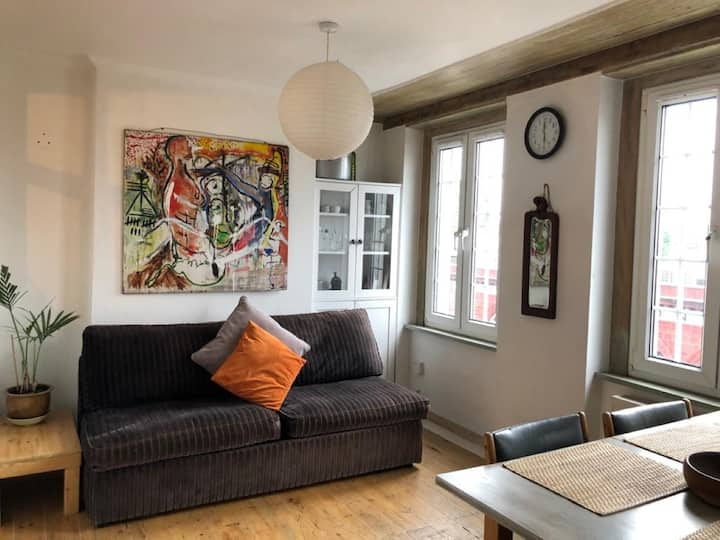 Bright Apartment With Terrace Near Kentish Town